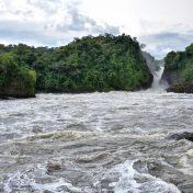 foto watervallen murchison falls